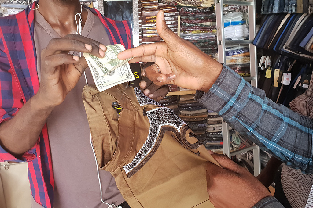 Money exchange Somalia