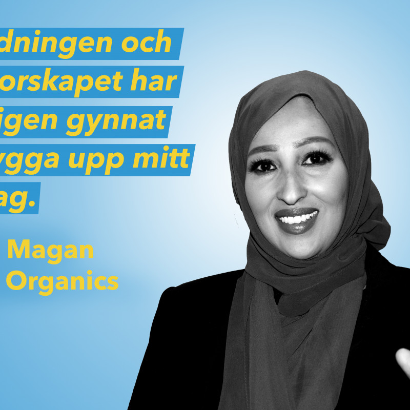 Muna Magan, SSBP
