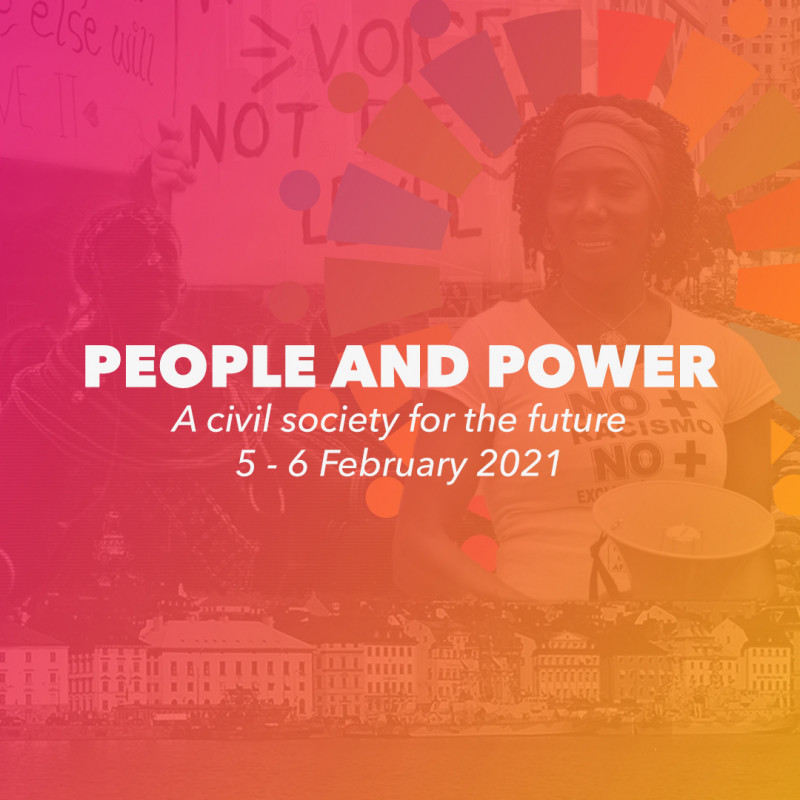 People and Power new banner